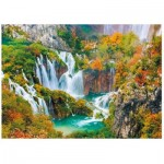 Puzzle  Dino-53257 Plitvice Lakes National Park