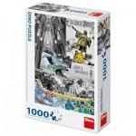 Puzzle  Dino-53267 Barcelona, Spain