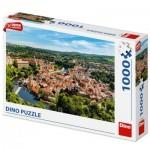 Puzzle  Dino-53268 Cesky Krumlov, Czech Republic