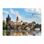 Puzzle  Dino-53273 Charles Bridge Prague