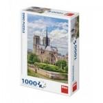 Puzzle  Dino-53274 Cathédrale Notre-Dame de Paris