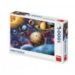 Puzzle  Dino-53275 Planets
