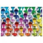 Puzzle  Dino-53276 Colors
