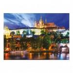Dino-54121 Neon Jigsaw Puzzle - Prague