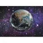 Dino-54128 Neon Puzzle - Earth