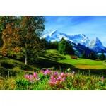 Puzzle  Dino-55153 Bavarian Alps