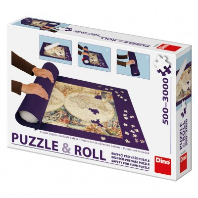 Dino-65885 Jigsaw Puzzle Mat - 500 to 3000 Pieces