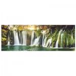 Puzzle   Plitvice Waterfalls