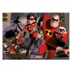 Puzzle   XXL Pieces - The Incredibles 2