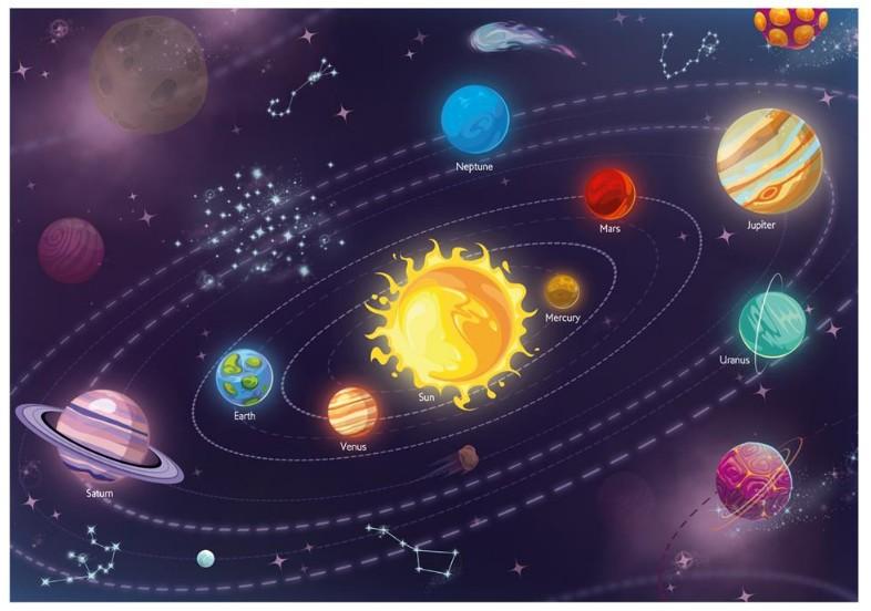 Ravensburger Solar System 300 Piece XXL