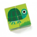 Djeco-01901 Wooden Jigsaw Puzzle - Scouic & Co