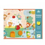 Puzzle  Djeco-07012 XXL Pieces - Surprise