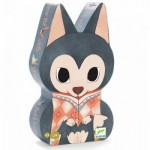 Puzzle  Djeco-07200 Little Wolf