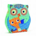 Puzzle  Djeco-07215 Owl