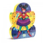 Puzzle  Djeco-07226 Super Star