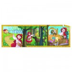 Puzzle  Djeco-07230 The Little Red Riding Hood