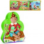 Puzzle  Djeco-07251 Pinocchio