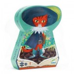 Puzzle  Djeco-07257 Puss in Boots