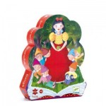 Puzzle  Djeco-07259 Snow White and the Seven Dwarfs
