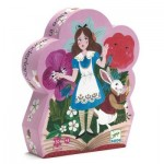 Puzzle  Djeco-07260 Alice in Wonderland