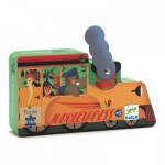 Puzzle  Djeco-07267 The Locomotive