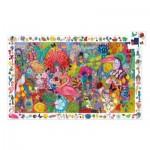 Puzzle  Djeco-07452 Carnival of Rio