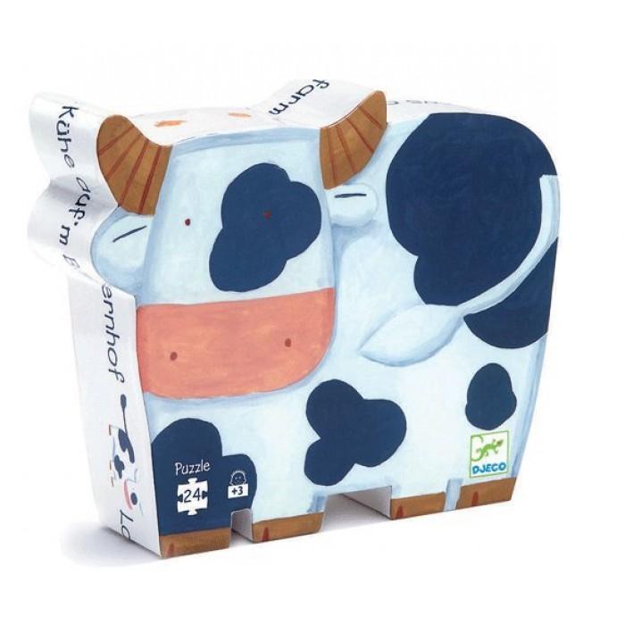 Silhouette Box - The Cows at the farm