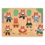Wooden Jigsaw Puzzle - Foxymatch
