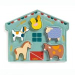 Wooden Jigsaw Puzzle - Mowy