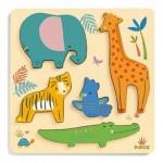 Wooden Jigsaw Puzzle - Woodyjungle