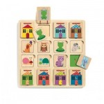 Wooden Puzzle - Puzzle Cabanimo