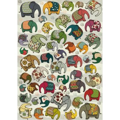 Deico-Games-75437 Pattern Puzzle