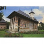 Puzzle  Deico-Games-76045 Moldovita Monastery