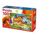 Puzzle  Deico-Games-76588 Farm Animals