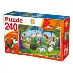 Puzzle  Deico-Games-76625 Farm Animals