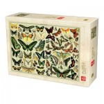 Puzzle  Deico-Games-76786 Encyclopedia Butterflies
