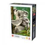 Puzzle  Deico-Games-76816 Koala Bears