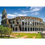 DToys-50328-AB07 Jigsaw Puzzle - 500 Pieces - Landscapes : Colosseum, Rome
