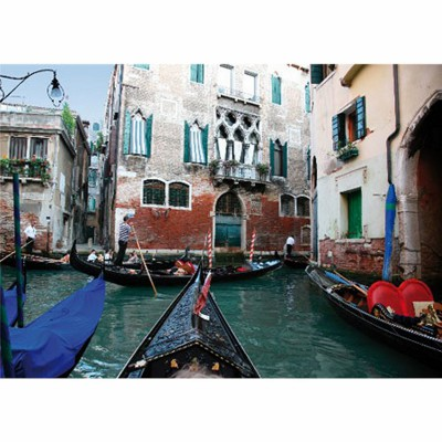 Dtoys-50328-AB15-(69290) Jigsaw Puzzle - 500 Pieces - Landscapes : Venice, Italy
