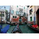 DToys-50328-AB15 Jigsaw Puzzle - 500 Pieces - Landscapes : Venice, Italy