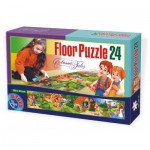 Puzzle  Dtoys-60037-FP-04