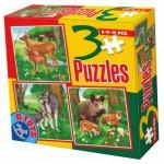 Puzzle  Dtoys-60150-AL-03