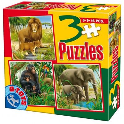 Puzzle Dtoys-60150-AL-04