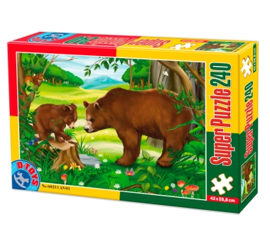 Puzzle Dtoys-60211-AN-03