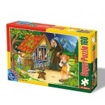 Puzzle  Dtoys-60495-PV-04 Tales and Legends: Hansel and Gretel