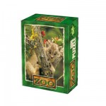 DToys-60556-ZO01 Jigsaw Puzzle - 54 Pieces - In a Tree
