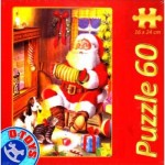 Puzzle  Dtoys-60709-XM-01 Christmas