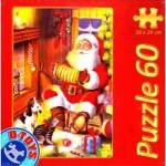 Puzzle  Dtoys-60709-XM-01 Christmas