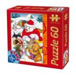 Puzzle  Dtoys-60709-XM-03