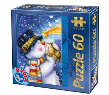 Puzzle Dtoys-60709-XM-05